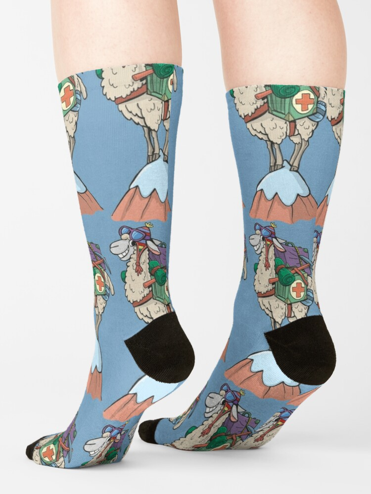 Alternate view of Lama mountaineer Socks