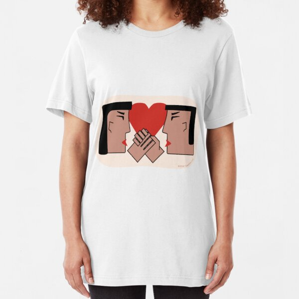 The Lovers Slim Fit T-Shirt