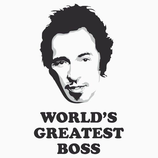 TShirtGifter presents: World's Greatest Boss