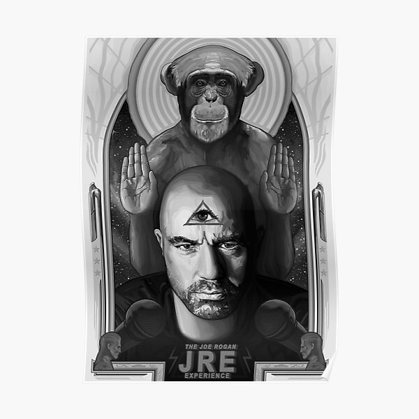 The Joe Rogan Experience Poster