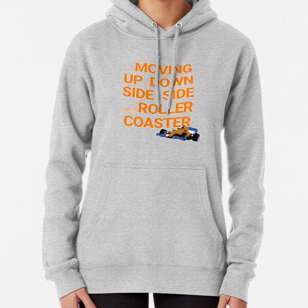 Lando Norris - Motorsport fan gift racing driver Pullover Hoodie