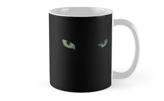 Eye of the Black Cat by STHogan