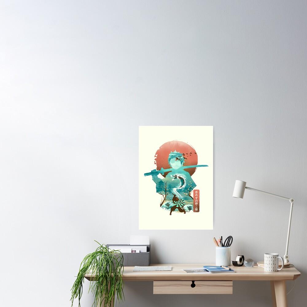 Tanjiro Poster