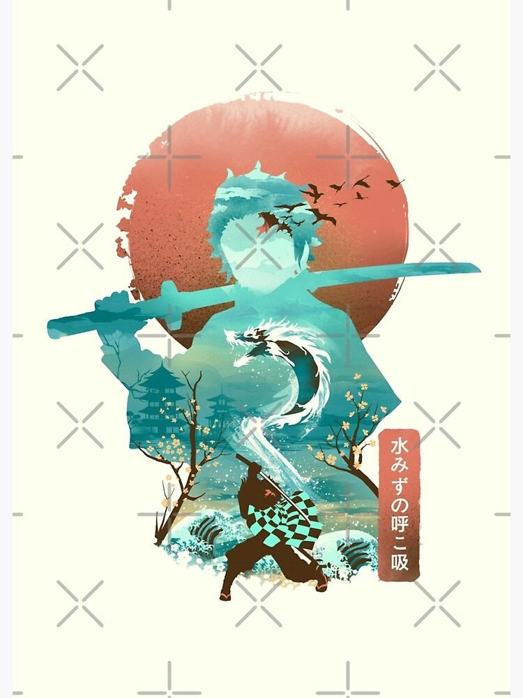 Tanjiro by Anime-FanArts