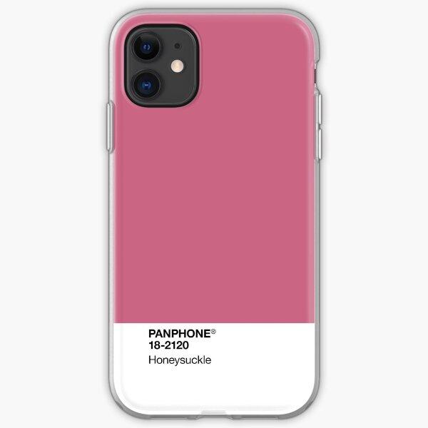 PANPHONE - Honeysuckle iPhone Soft Case