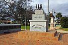 War Memorial at Forbes by Darren Stones