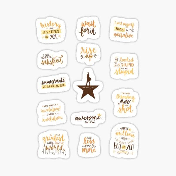 Musical - Broadway | art Sticker