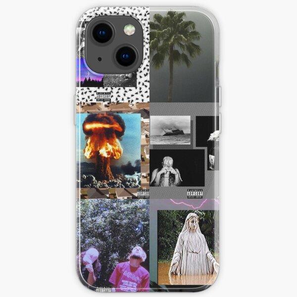 Suicide Boys album collage iPhone Soft Case