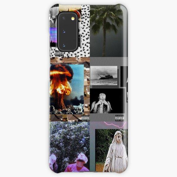 Suicide Boys album collage Samsung Galaxy Snap Case