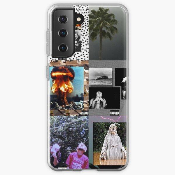 Suicide Boys Album Collage Samsung Galaxy Flexible Hülle