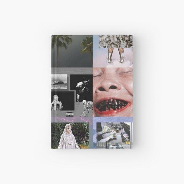 Suicide Boys album collage Hardcover Journal