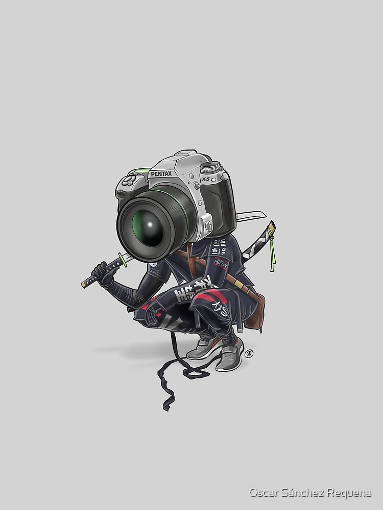 Pentax K5 Silver Samurai by oscarsanchez