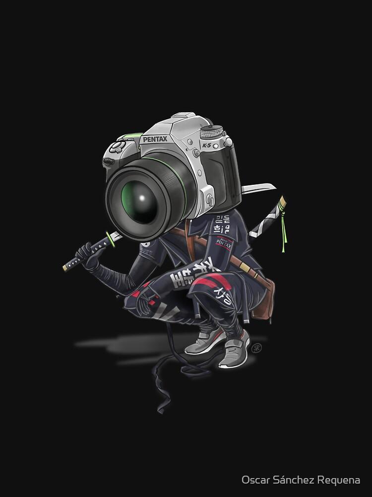 Pentax K5 Silver Samurai de oscarsanchez