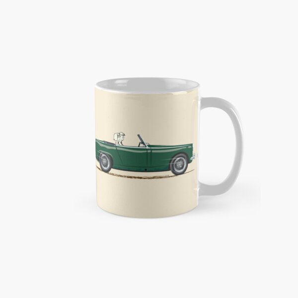 British Racing Green AH Sprite Classic Mug