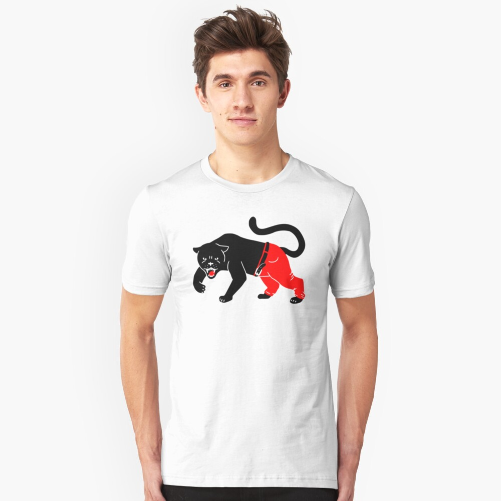 Panther Pants Slim Fit T-Shirt
