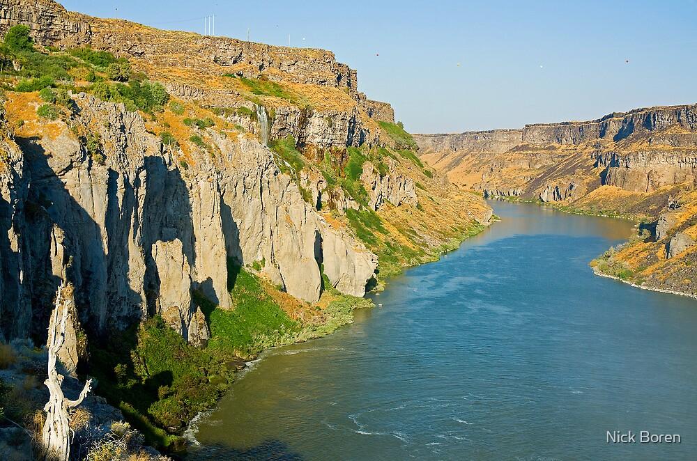 Snake River Canyon by Nick Boren