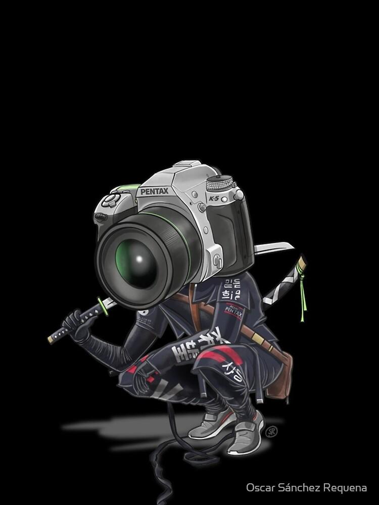 Pentax K5 Silver Samurai (negro) de oscarsanchez