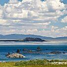 Big Skies Over Mono Lake by Helen Vercoe