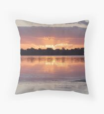 ~ While They Were Sleeping ~ Throw Pillow