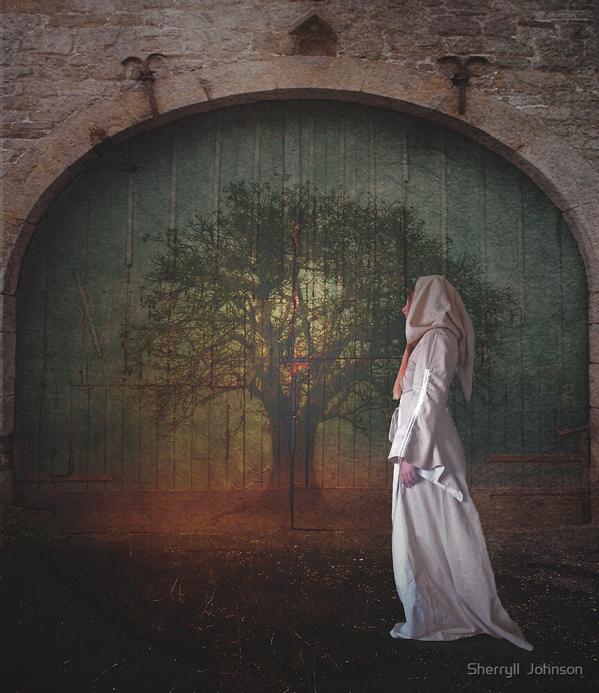 Knock and the door will open by Sherryll  Johnson