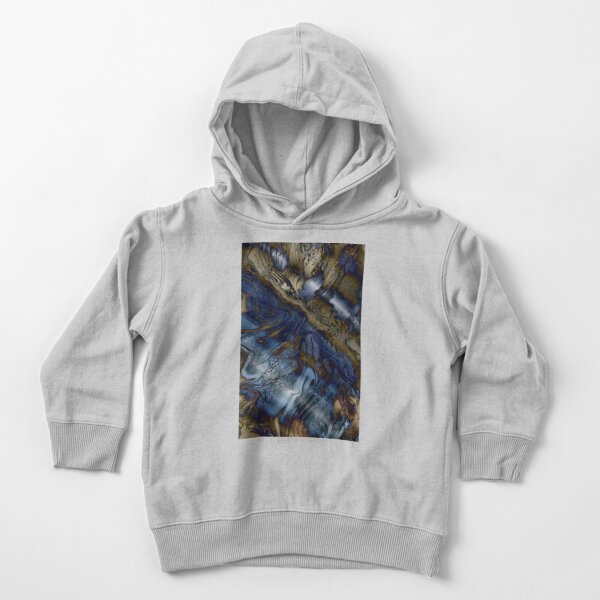 Wood and Water Toddler Pullover Hoodie
