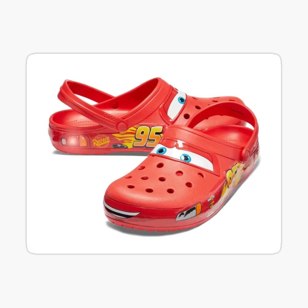 lightning mcqueen crocs for men Online