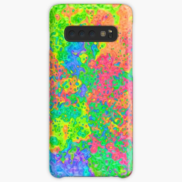 Abstract pattern Samsung Galaxy Snap Case