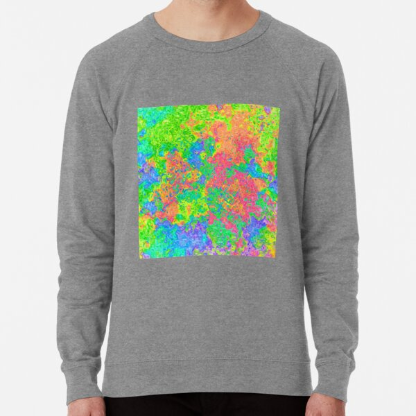Abstract pattern Lightweight Sweatshirt