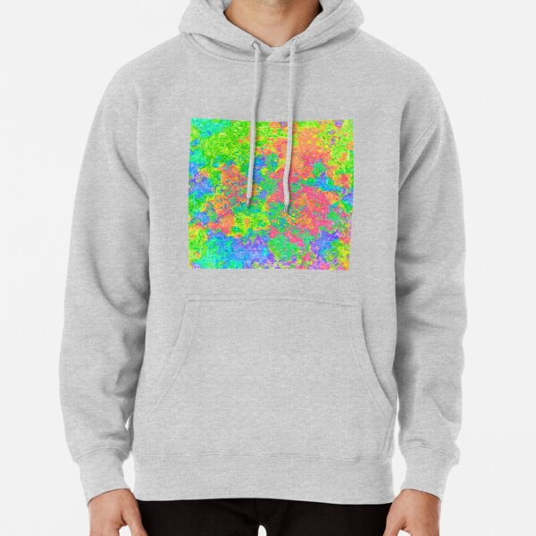 Abstract pattern Pullover Hoodie