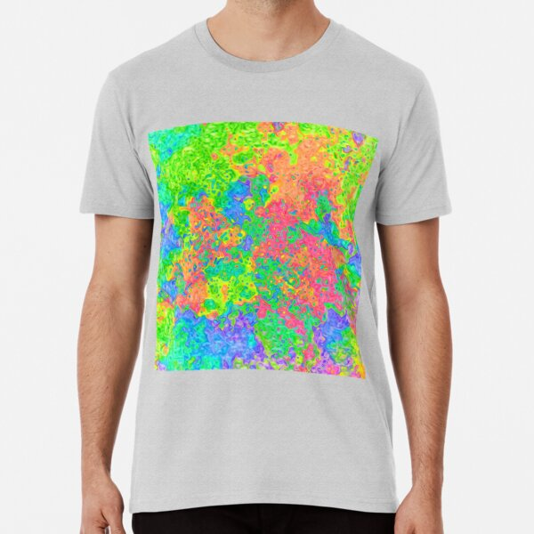 Abstract pattern Premium T-Shirt