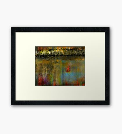 Heart of Bayou Country Framed Print