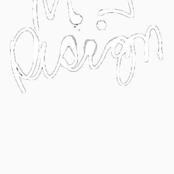 MJ Design LLC Logo T by MJDesignLLC
