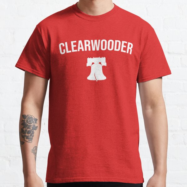 Clearwooder Philadelphia Clearwater Florida Baseball Spring Training Gift Classic T-Shirt
