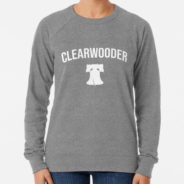 Clearwooder Philadelphia Clearwater Florida Baseball Spring Training Gift Lightweight Sweatshirt