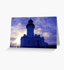 Byron Bay Lighthouse II Greeting Card