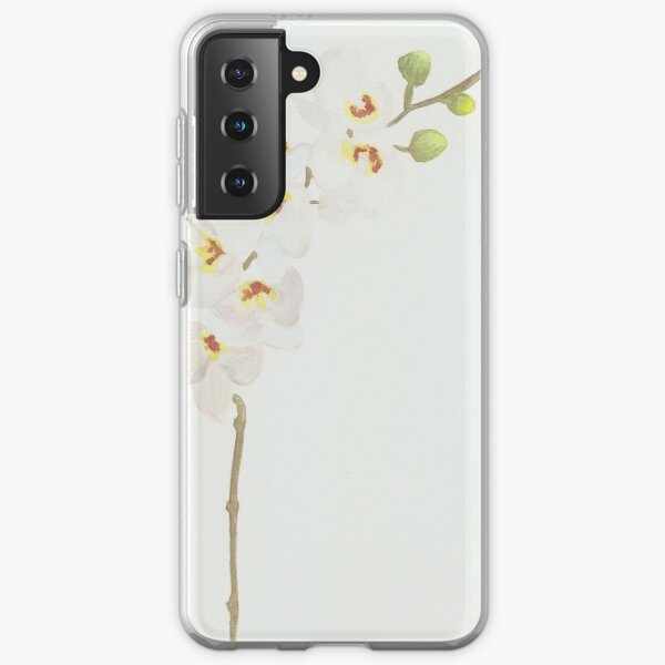 Orchid Samsung Galaxy Soft Case