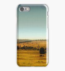 Back of Kingaroy iPhone Case/Skin