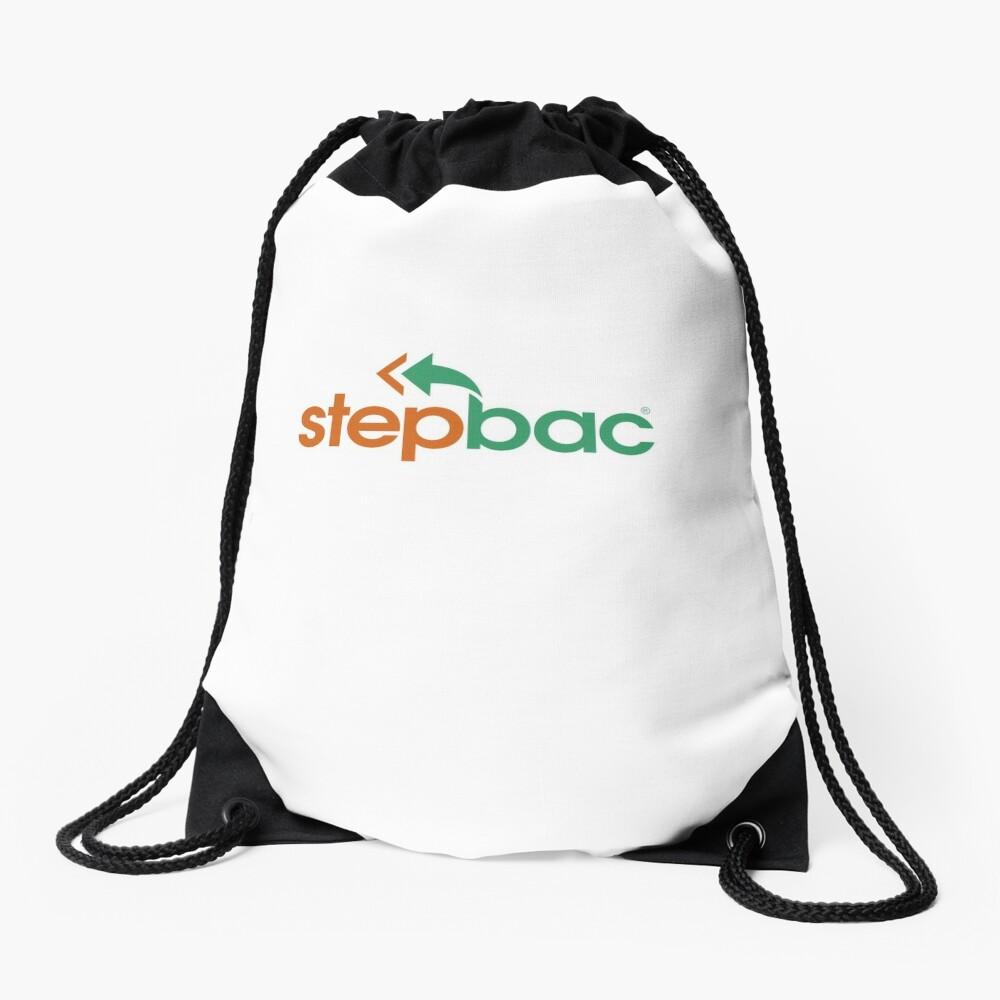 Stepbac merchandise Drawstring Bag