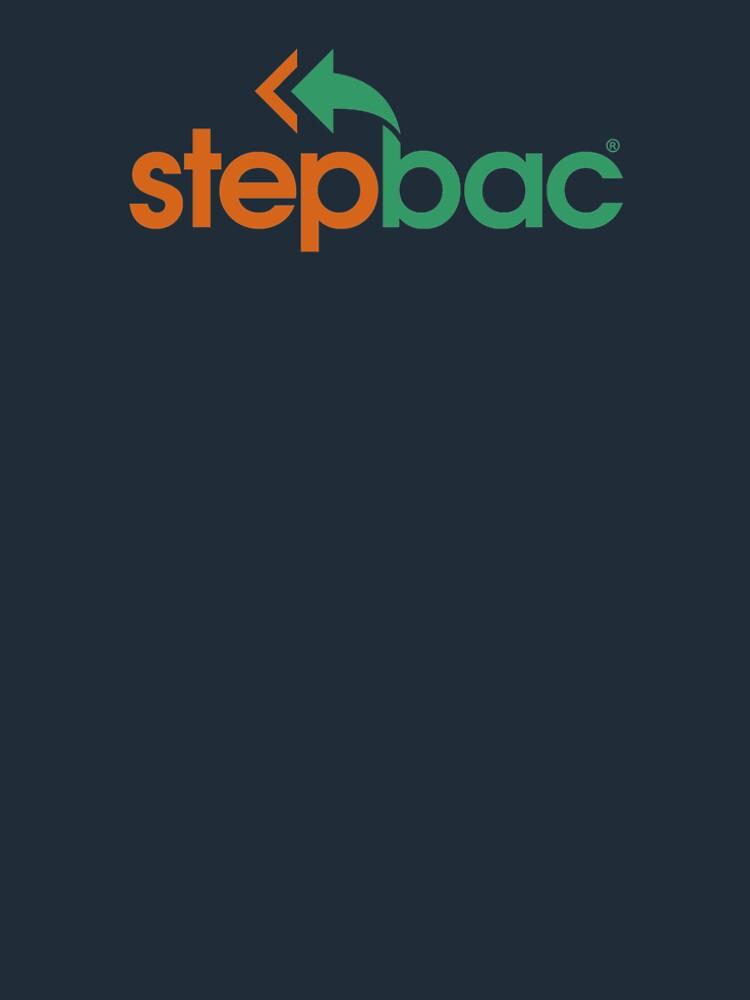 Stepbac merchandise by Stepbac