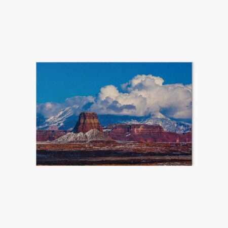 Arizonascape Art Board Print