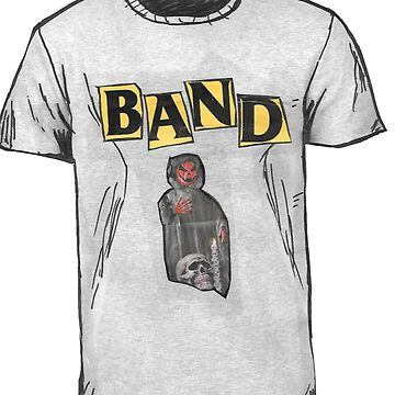 Band Shirt by HollowHeads