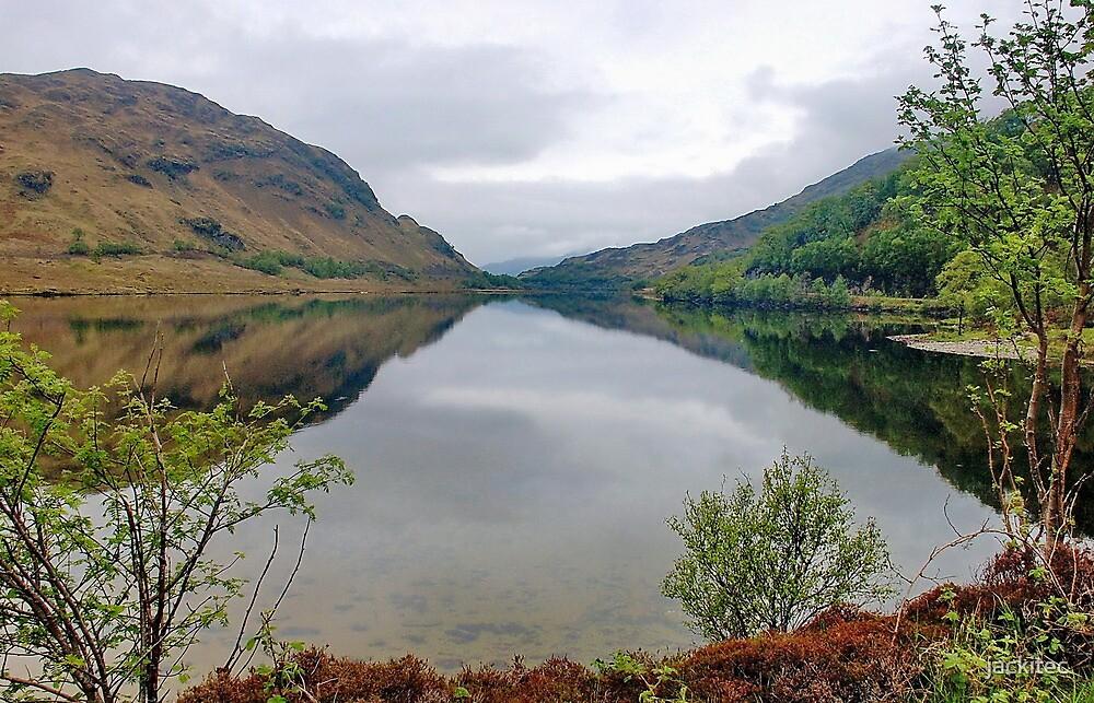 Loch Linnie by jackitec