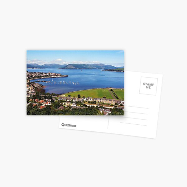 Gourock Postcard