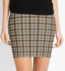 Outlander Fraser Scottish Tartan Mini Skirt