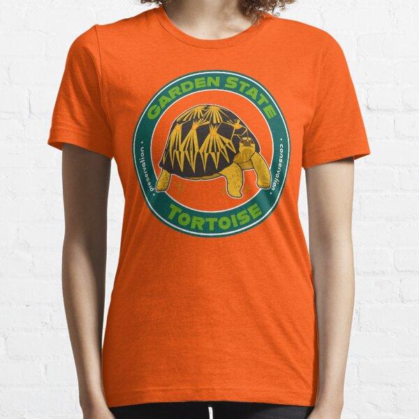 Garden State Tortoise: Radiated Tortoise  Essential T-Shirt