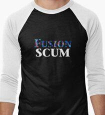 Yugioh Fusion Scum Arc V  Men's Baseball ¾ T-Shirt