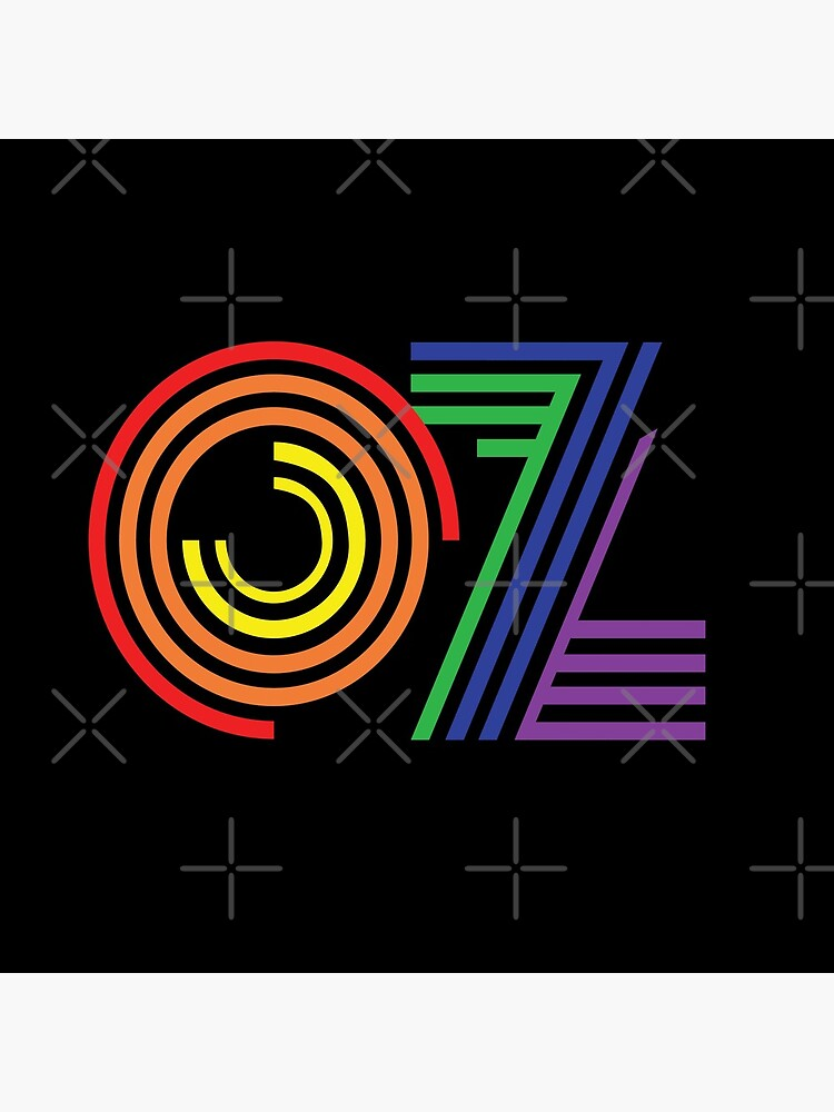 Australia, Aussie, OZ Rainbow by revolutionaus
