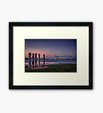 Our City Framed Print