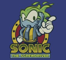 Sonic the Screwdriver!