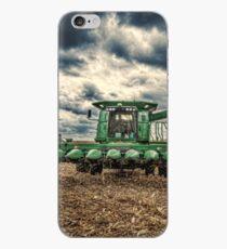 John Deere Combine iPhone Case